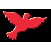 Štanca, ca. 16 mm, golob