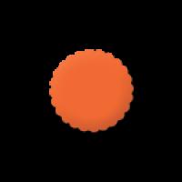 Štanca, ca. 16 mm, nazobčan krog