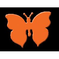 Štanca, ca. 25 mm, metulj