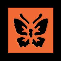 Štanca EFCO, ca. 28 mm, metulj