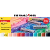 Suhi pasteli Eberhard Faber, 12 kred
