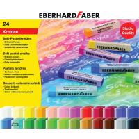 Suhi pasteli Eberhard Faber, 24 kred