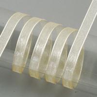 Trak Organza, 3 mm, krem