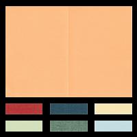 Voščilnica, dvodelna, K17, 230 x 165 mm, več barv