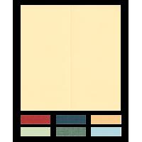 Voščilnica, dvodelna, K23, 200 x 210 mm, več barv