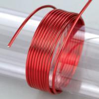 Žica iz aluminija, Ø2 mm, dolžina 5 m
