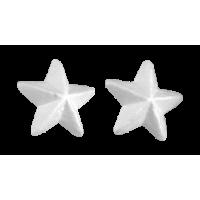 Zvezda iz stiropora, 115 mm, 2 kosa