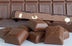 O priljubljeni mlečni čokoladi