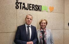 Igor Šoltes: Evropska unija je v osnovi projekt miru