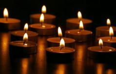 Požar na Opekarniški zaradi prižganih sveč