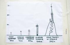 V Šmarju stolp, višji od tistih v Podčetrtku in Rogaški