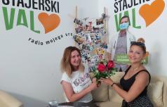 Tanja Žagar o tabloidih, jadranju in pesmi s Klapo Šufit