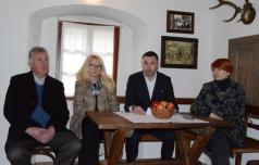 David Stupica v boj za županski stolček