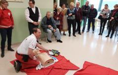 Z dobrodelnostjo Šentjurčanov do novega defibrilatorja