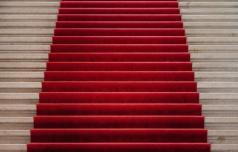 Kako daleč seže rdeča preproga?