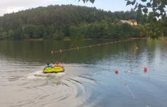 Ob Šmartinskem jezeru odslej tudi wake vlečnica