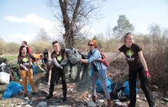 Očistimo Slovenijo, očistimo Konjice