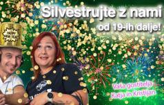 Silvestrujte z nami na Štajerskem valu!