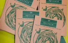 Tudi letos nastaja Literarna revija Spirala