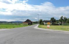 Zaprli cesto Golobinjek–Bistrica ob Sotli