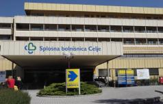 V celjski bolnišnici trenutno 6 bolnikov, nova smrt v Šmarju