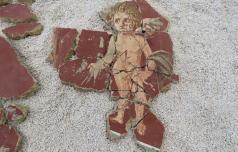 Celjske freske prava redkost - navdušujejo tudi strokovnjake