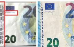 V Laškem in Slovenskih Konjicah zasegli ponarejene bankovce