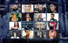 Kdo nas bo zastopal na Evroviziji?