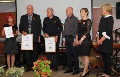 Zvonimir Blažun-Puby prejel plaketo občine