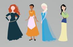 Iščejo varuško v princesini obleki