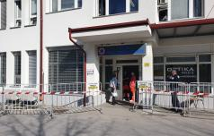 Ambulanta v Rogaški po odkritju okužbe že deluje