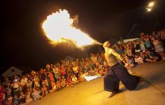 Na zabavo na Terme Olimia fest