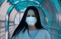 Tudi maska iz blaga je boljša kot nikakršna zaščita