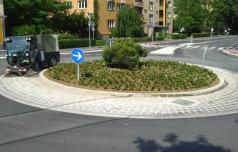 V Celju rastejo nova krožišča za večjo prometno varnost