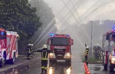 Šmarski gasilci ob 140-letnici z novo avtocisterno