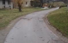 V občini Dobje letos pet kilometrov novih cest