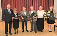 Jože Rainer častni občan bistriške občine