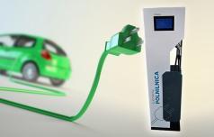 V Poljčanah unikatna polnilnica za električna vozila