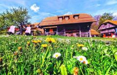 Posestvo Na Škaluc raj za ljubitelje miru