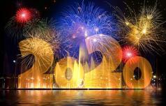 Adijo 2019, pozdravljeno 2020!