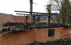 Koronavirus zavrl, ne pa tudi ustavil akcije za pomoč Planinčanu po požaru