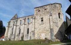 Po epidemiji: vendarle začetek obnove cerkve v Žički kartuziji