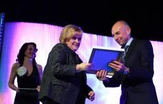 Nataša Podbregar iz ZD Celje naj štajerska zdravnica