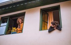 Bistriški mladinci prevzemajo Hostel Gabronka