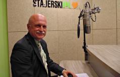 Franc Dover zapušča Javno komunalno podjetje Slovenske Konjice