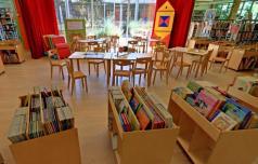 Šest desetletij celjske otroške knjižnice
