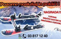 Smučarski kviz na Štajerskem valu