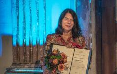 Tretja nagrada Fanny Haussmann Cvetki Bevc