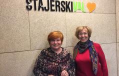 Ivanka Tofant – duša programa Starejši za starejše na Celjskem