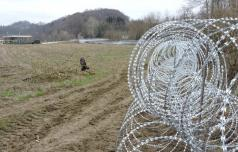 Pri Bistrici in Rogatcu ujeli 21 ilegalcev